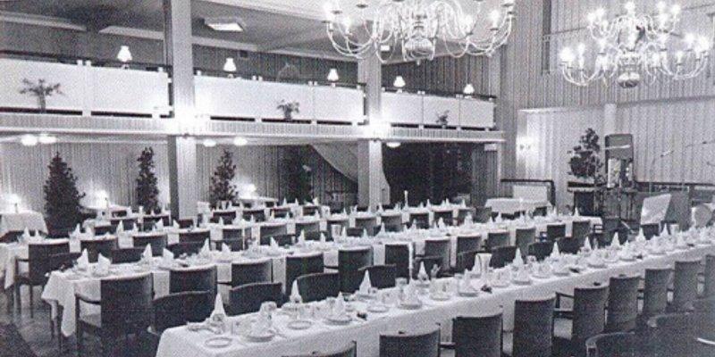 Ballsaal 1966
